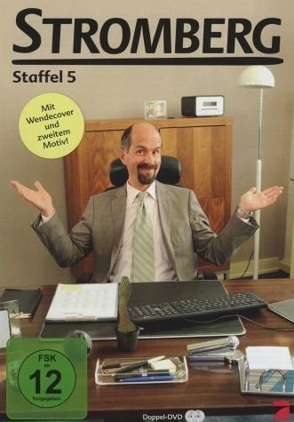 DVD »Stromberg - Staffel 5 (2 Discs)«