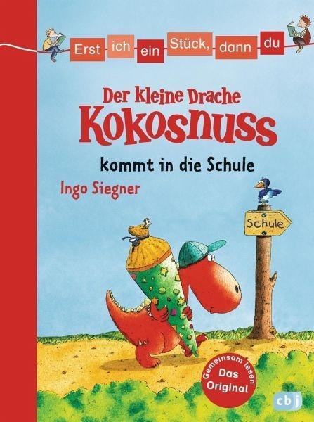 Gebundenes Buch »Der kleine Drache Kokosnuss kommt in die...«