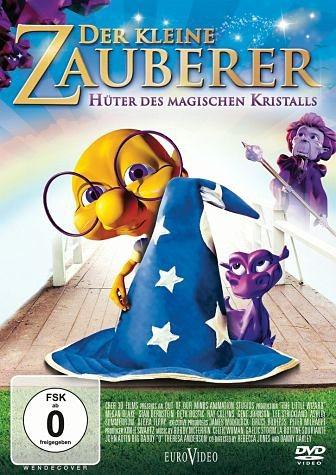 DVD »Der kleine Zauberer - Hüter des magischen...«