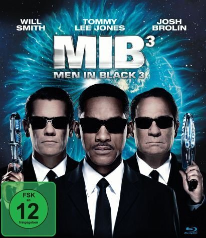 Blu-ray »Men in Black 3«
