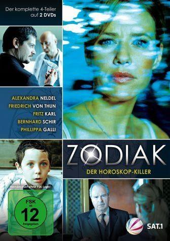 DVD »Zodiak - Der Horoskop-Mörder (2 Discs)«
