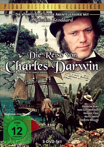 DVD »Die Reise von Charles Darwin (3 Discs)«