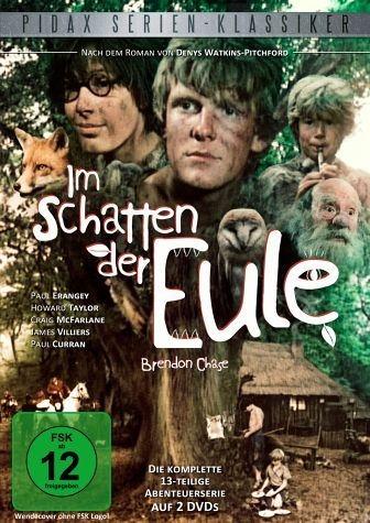 DVD »Im Schatten der Eule (2 Discs)«