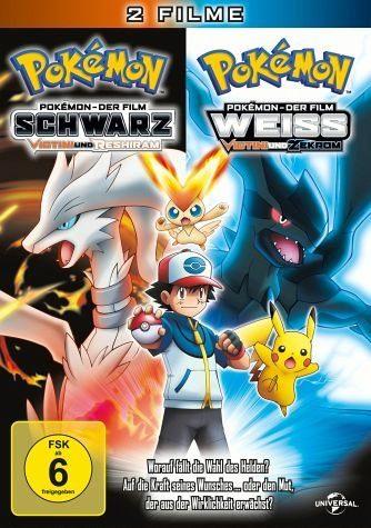 DVD »Pokémon - Der Film: Schwarz - Victini und...«