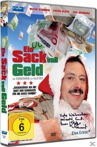 DVD »Ein Sack voll Geld«
