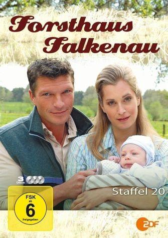 DVD »Forsthaus Falkenau - Staffel 20 (3 Discs)«