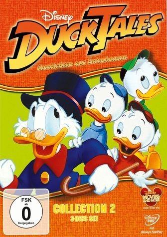 DVD »Ducktales - Geschichten aus Entenhausen,...«