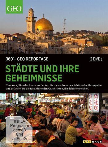 DVD »360° - GEO Reportage: Städte und ihre...«