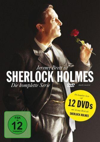 DVD »Sherlock Holmes - Die komplette Serie«