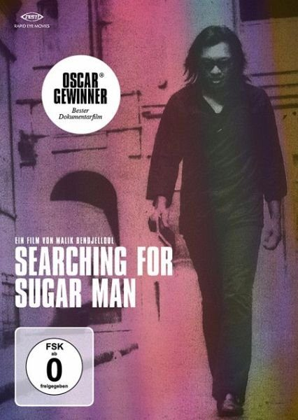 DVD »Searching for Sugar Man (OmU)«