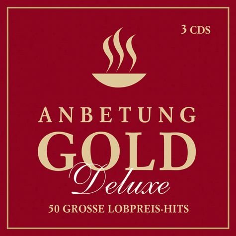 Audio CD »Various: Anbetung Gold Deluxe«
