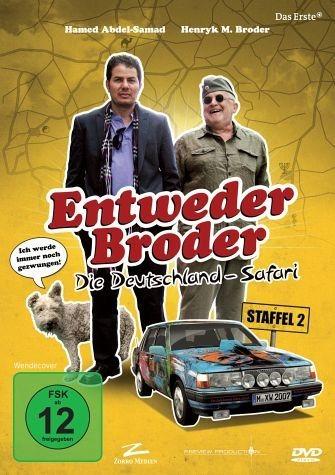 DVD »Entweder Broder - Die Deutschland-Safari:...«