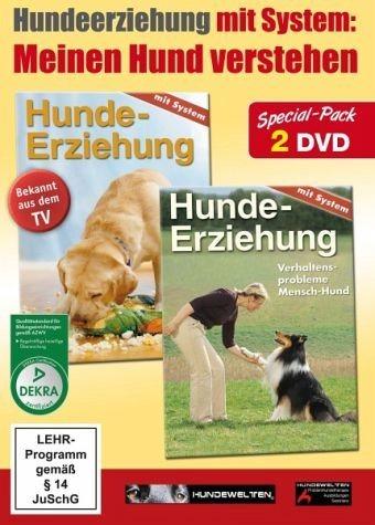 DVD »Hundeerziehung mit System - Meinen Hund verstehen«