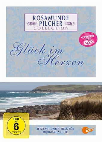 DVD »Rosamunde Pilcher Collection XIV - Glück im...«