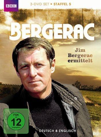 DVD »Bergerac - Jim Bergerac ermittelt: Staffel 5...«