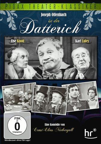 DVD »Der Datterich«