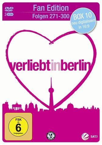 DVD »Verliebt in Berlin - Folgen 271-300 (Fan...«