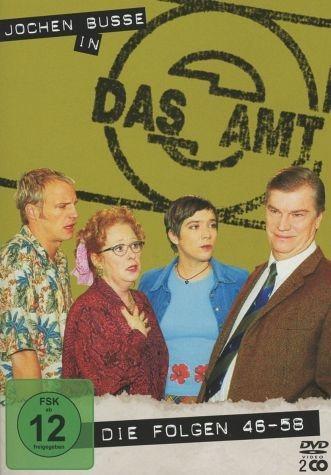 DVD »Das Amt - Die Folgen 46-58 (2 Discs)«