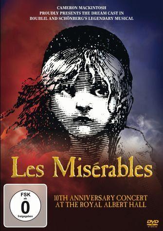DVD »Les Misérables - 10th Anniversary Concert at...«