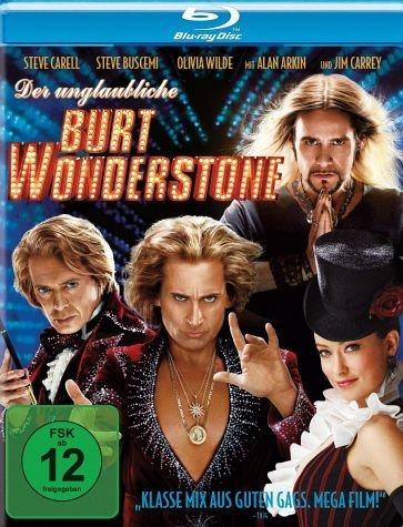 Blu-ray »Der unglaubliche Burt Wonderstone«
