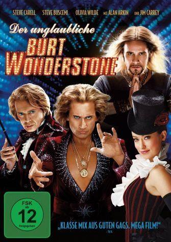 DVD »Der unglaubliche Burt Wonderstone«