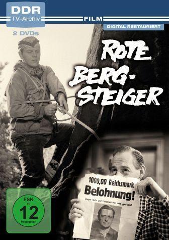 DVD »Rote Bergsteiger (2 Discs)«