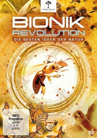DVD »Bionik Revolution - Die besten Ideen der Natur«
