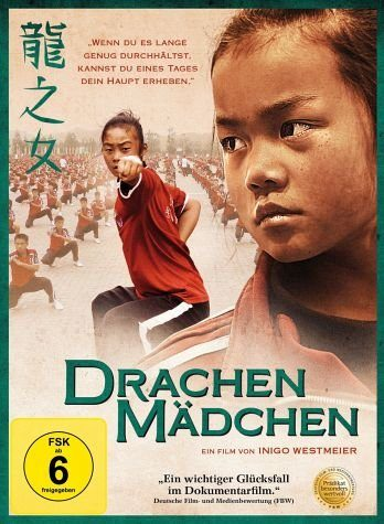 DVD »Drachenmädchen«