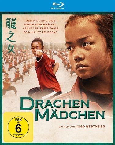 Blu-ray »Drachenmädchen«