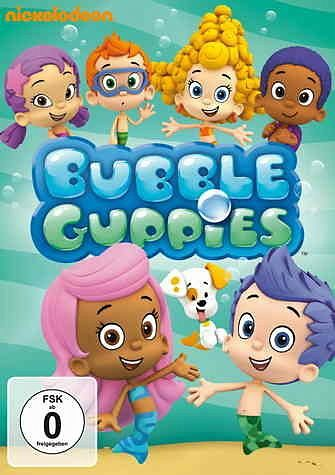 DVD »Bubble Guppies«
