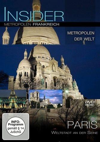 DVD »Insider - Metropolen Frankreich: Paris«