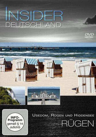 DVD »Insider - Deutschland: Usedom, Rügen, Hiddensee«