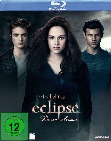 Blu-ray »Eclipse - Biss zum Abendrot«