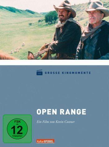 DVD »Open Range - Weites Land«