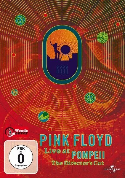 DVD »Pink Floyd - Live at Pompeji: The Director's Cut«