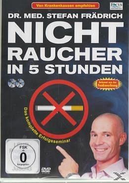 DVD »Nichtraucher in 5 Stunden (2 DVDs)«