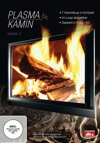 DVD »Plasma Kamin, Vol. 3«