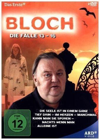 DVD »Bloch: Die Fälle 13-16 (2 DVDs)«
