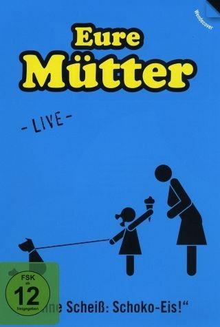 DVD »Eure Mütter - Ohne Scheiß: Schoko-Eis!«