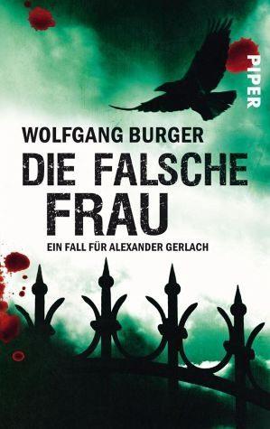 Broschiertes Buch »Die falsche Frau / Kripochef Alexander Gerlach...«