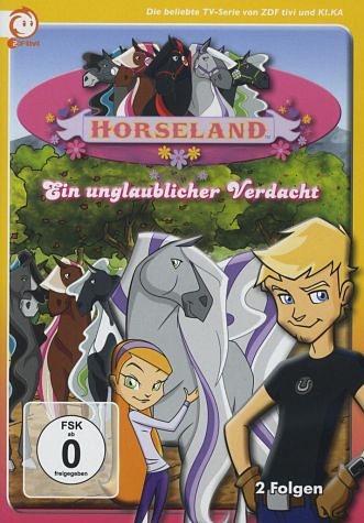 DVD »Horseland - Ein unglaublicher Verdacht«