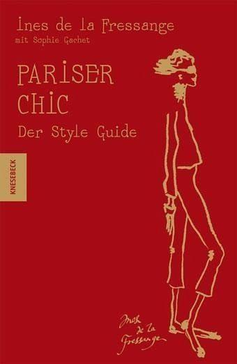 Broschiertes Buch »Pariser Chic«