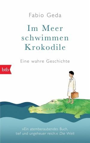 Broschiertes Buch »Im Meer schwimmen Krokodile«