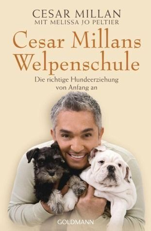 Broschiertes Buch »Cesar Millans Welpenschule«