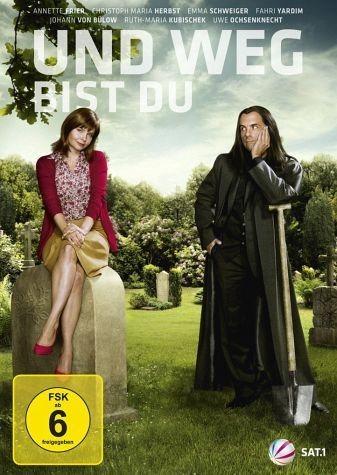 DVD »Und weg bist Du«