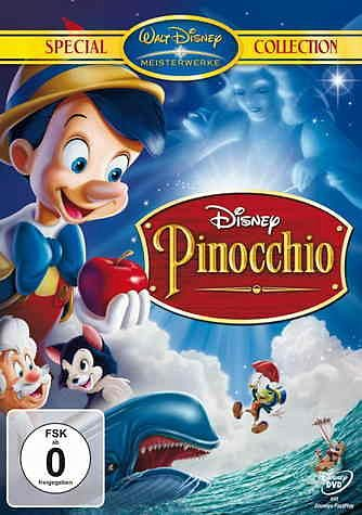 DVD »Pinocchio (Special Edition)«