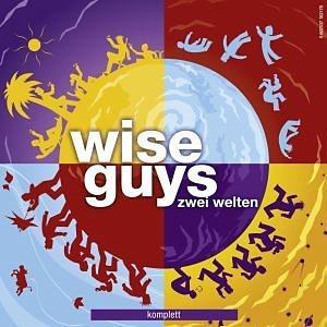 Audio CD »The Wise Guys: Zwei Welten Komplett«