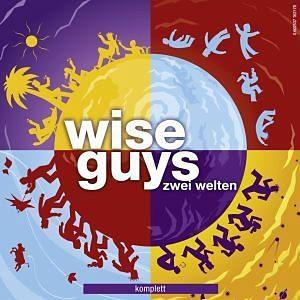 Audio CD »Wise Guys: Zwei Welten Komplett«