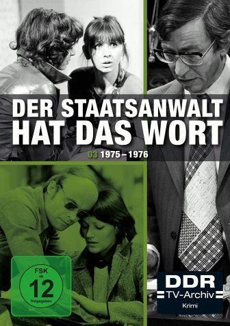 DVD »Der Staatsanwalt hat das Wort 03 - 1975-1976...«