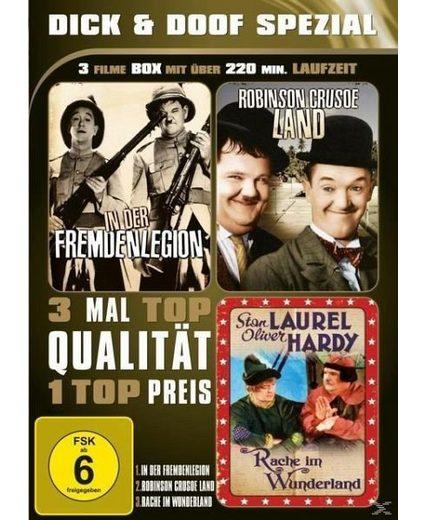DVD »Dick & Doof Spezial DVD-Box«